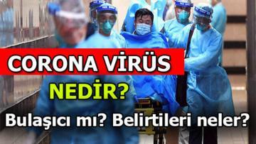 Corona Virüsü Aslında Ne?