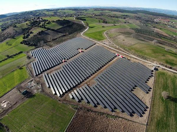 Güneş Enerjisi Santralleri sayesinde çevre kirliliği azalıyor