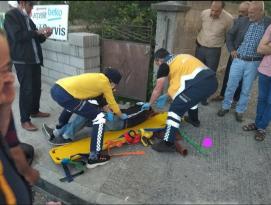 Mahalle arasında kaza
