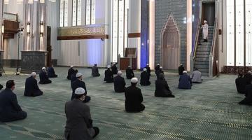Cuma Namazı İçin Erzincan'da Camiler Belirlendi