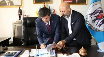 Belediye Toplu Sözleşme İmzaladı