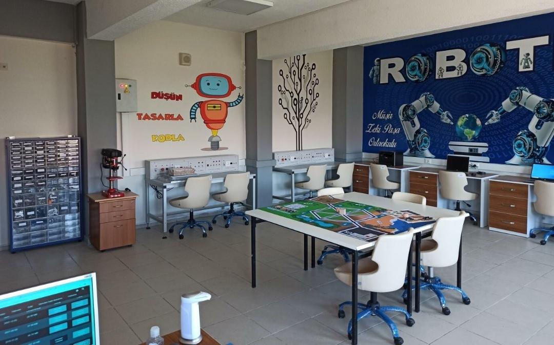 Erzincan'a Robotik Yazılım