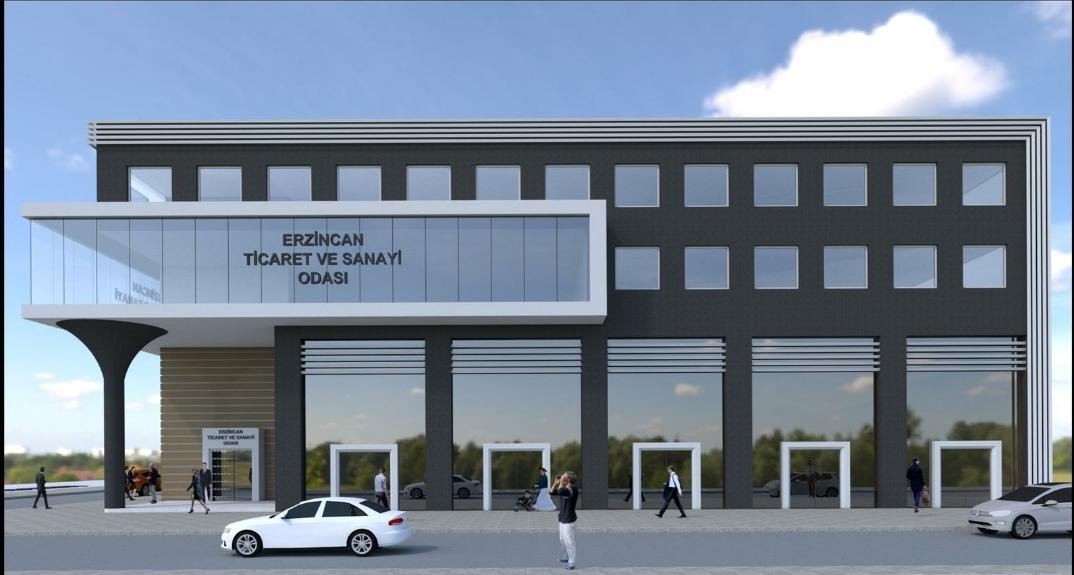 Ticaret Odasından 3 okul ve yeni bina