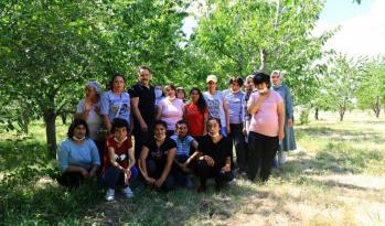 Meyve Bahçeleri Öğrencileri Ağırladı