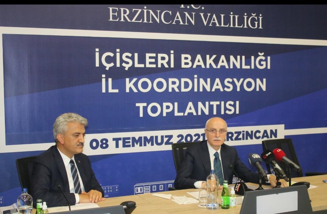İZDES2 Erzincan'da Yapıldı