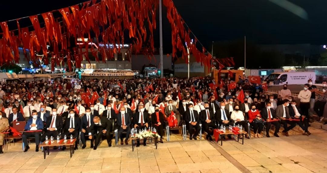 Erzincan'dan Hainlere Gözdağı