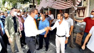 Sarıgül Erzincan'da Parti Binası Açılışına Katıldı
