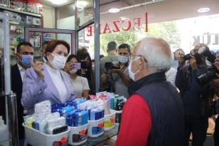 Akşener; Yeni Sistem Erdoğan'a da Yaramadı