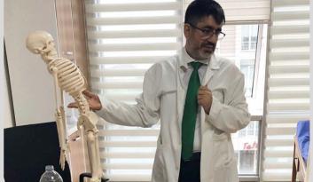 Hasan Sezen'den Manuel Tedavi