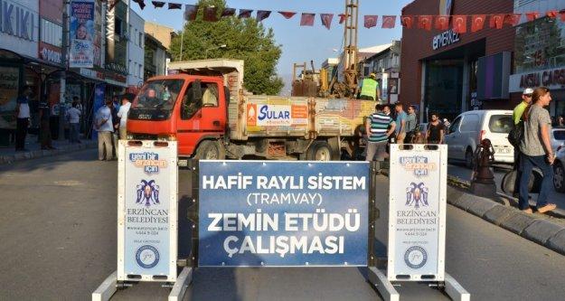 Gündem: Erzincan'a Tramvay Gelecek mi?
